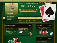 Crazy Poker Homepage