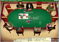 Party Poker Table Game